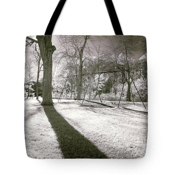 Shadow Of A Memory Tote Bag
