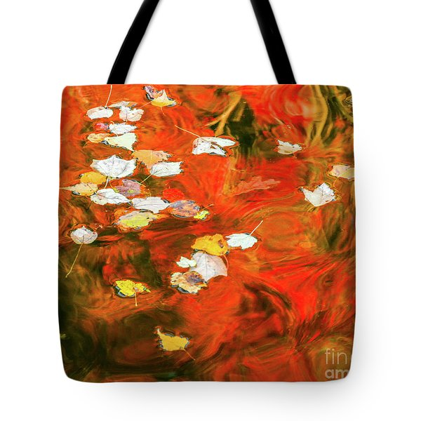 Shadow Of The Red Dragon Tote Bag