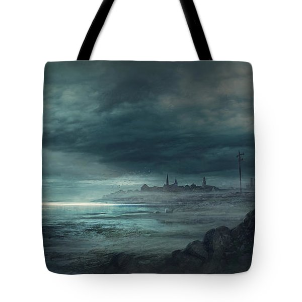 Shadow Over Innsmouth Tote Bag