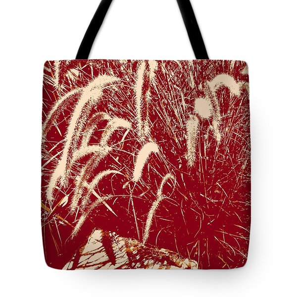 Shadow Painting Tote Bag