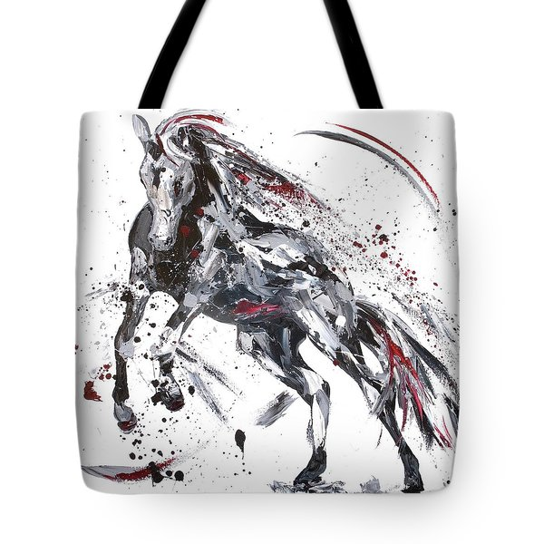 Shadow Tote Bag by Penny Warden