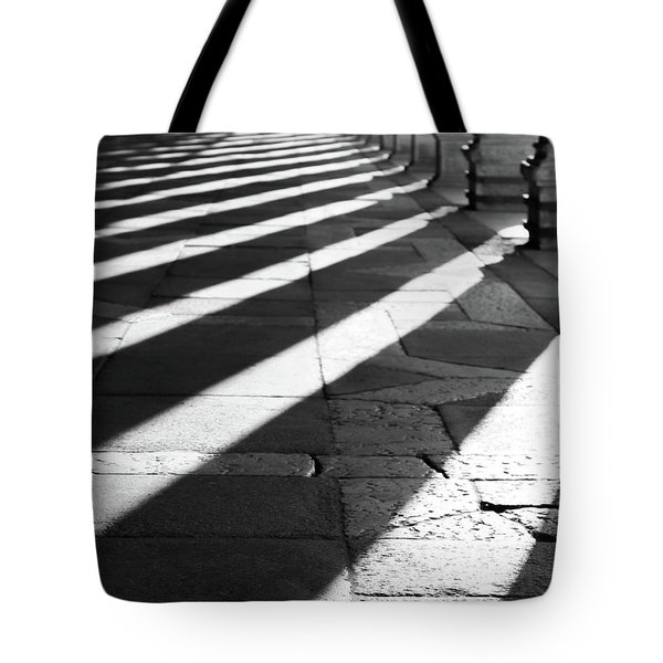 Shadow Play - Venice, Italy Tote Bag