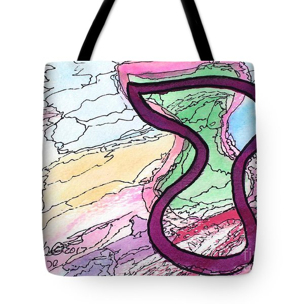 Shadow Resh Tote Bag