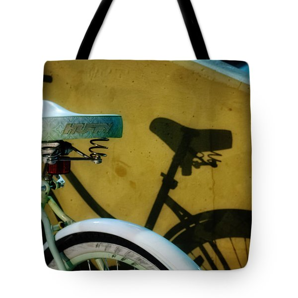 Shadow Ride Tote Bag