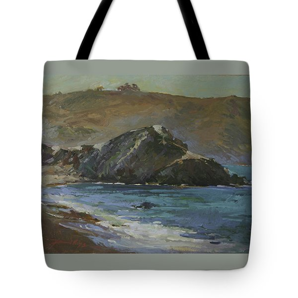 Shadow Side Of Shark Tote Bag