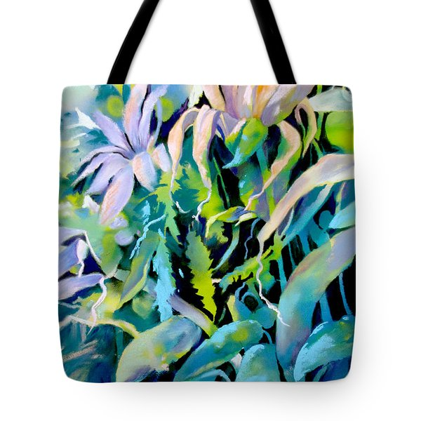 Shadowed Delight Tote Bag