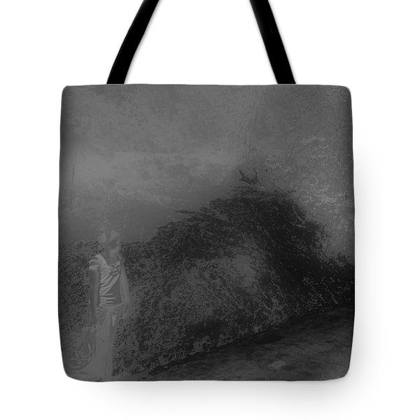 Tote Bag featuring the photograph Shadows by EDi by Darlene