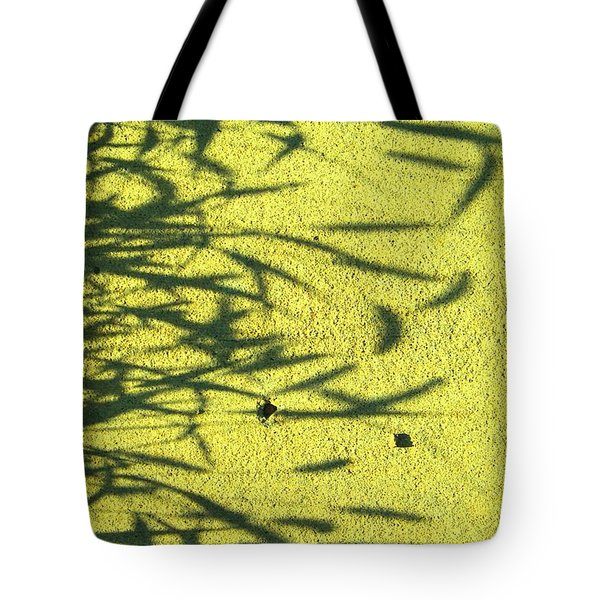 Shadows Tote Bag by Lenore Senior