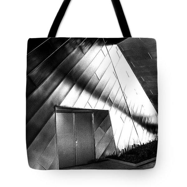 Shadows On The Wall Tote Bag