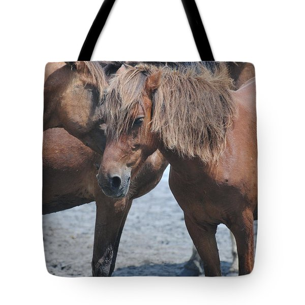 Shaggy Mane Tote Bag
