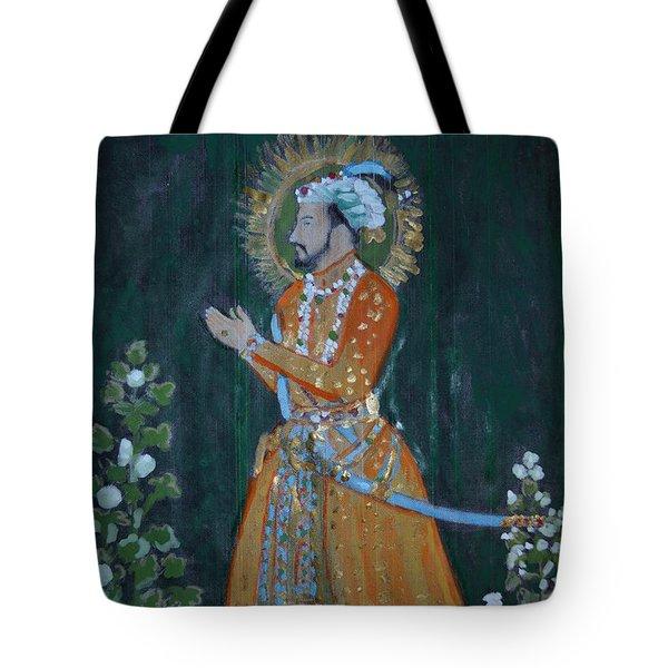 Shah Jahan Tote Bag