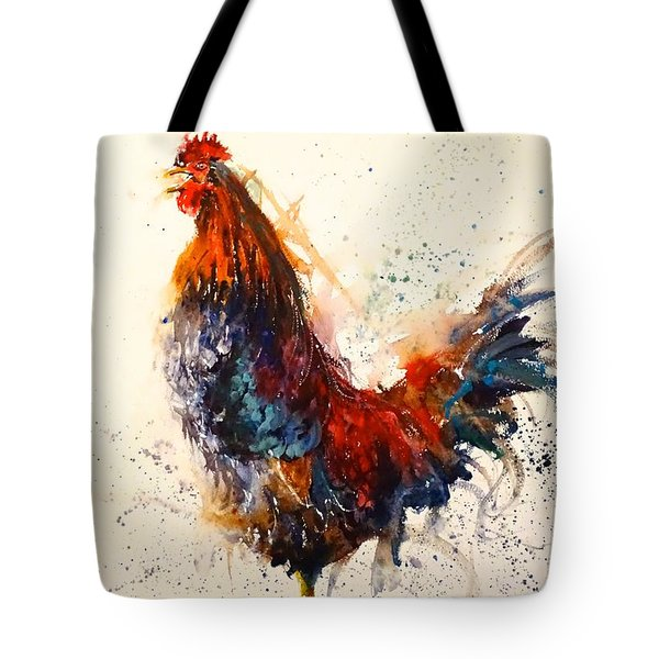 Shake A Tail Feather Tote Bag