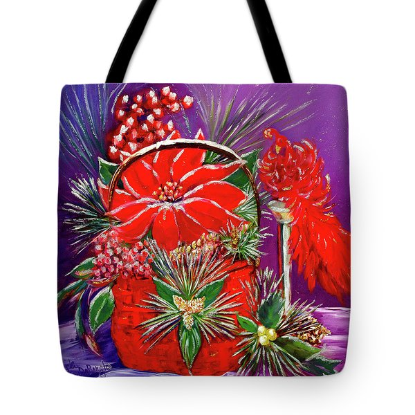 Shake Off The Snow, And Come On In Tote Bag