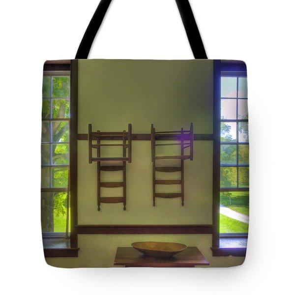 Shaker Dining Tote Bag