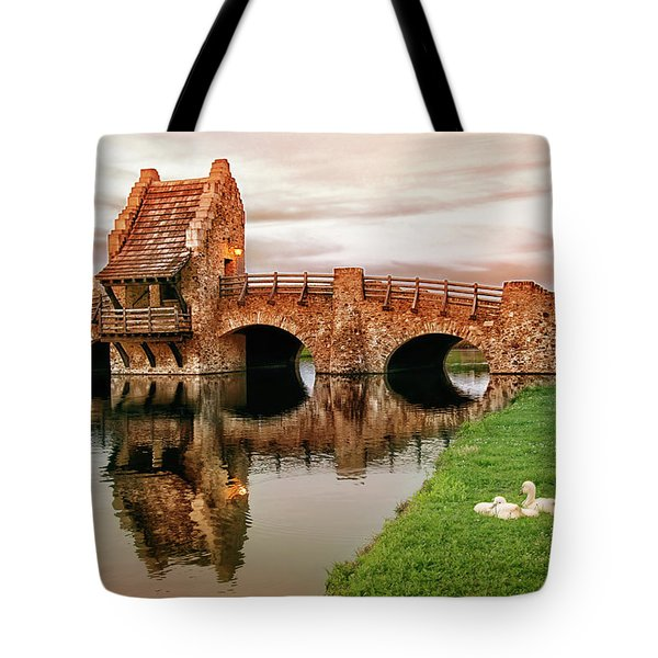 Shakespeare Bridge Tote Bag