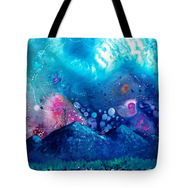 Shakuntale Tote Bag by Lee Pantas