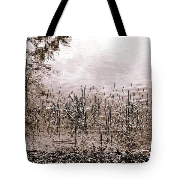 Shallow Basin Tote Bag