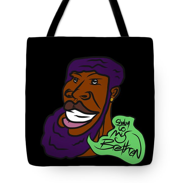 Shalom Brethren Tote Bag
