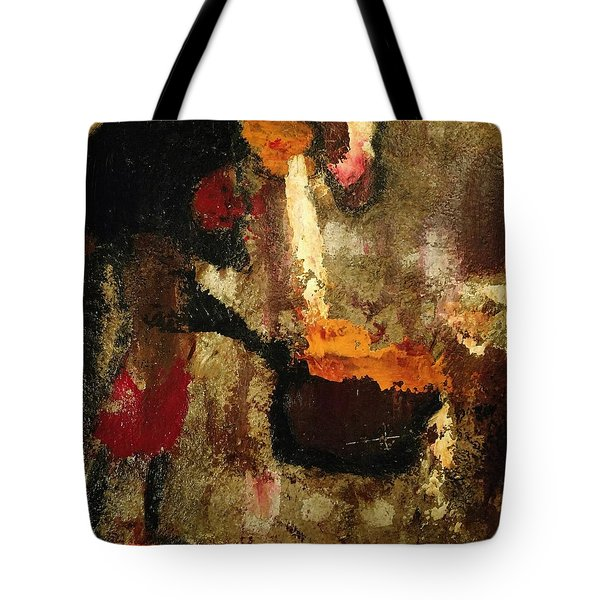 Shaman Alchemist Tote Bag