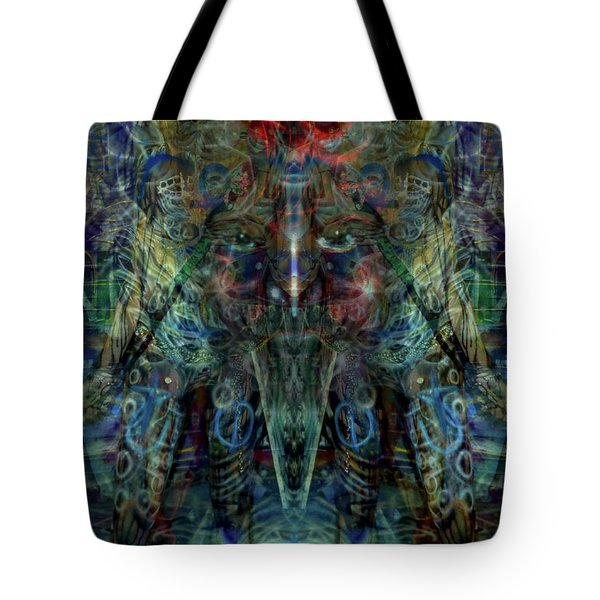 Shamanic Dream Tote Bag