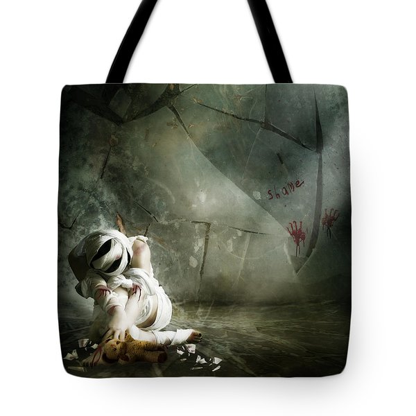 Shame Tote Bag by Mary Hood
