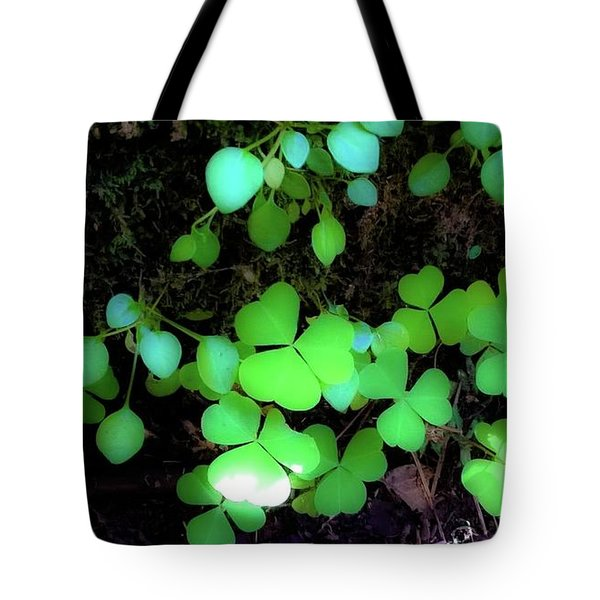 shamrocks #1A Tote Bag