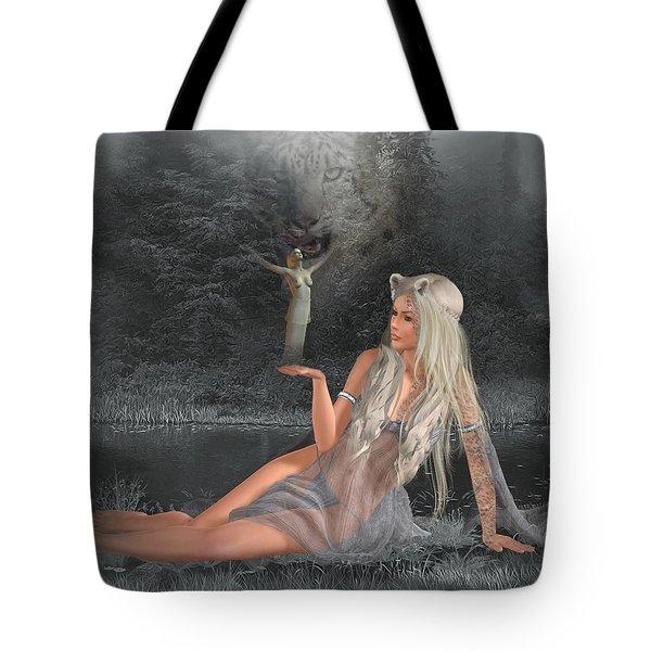 'shannathshima' Tote Bag