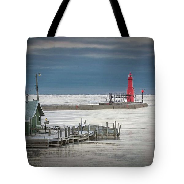 Shanty Watch Tote Bag