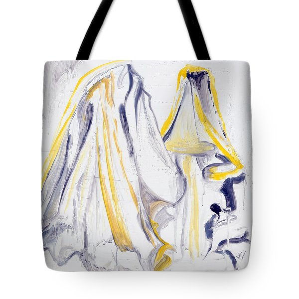 Shape Shifting Tote Bag