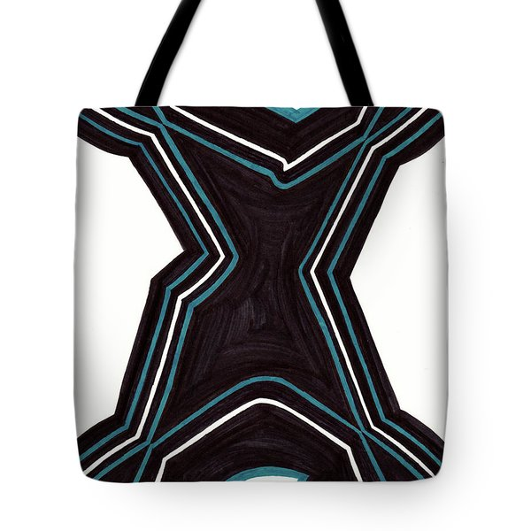 Shapely Tote Bag