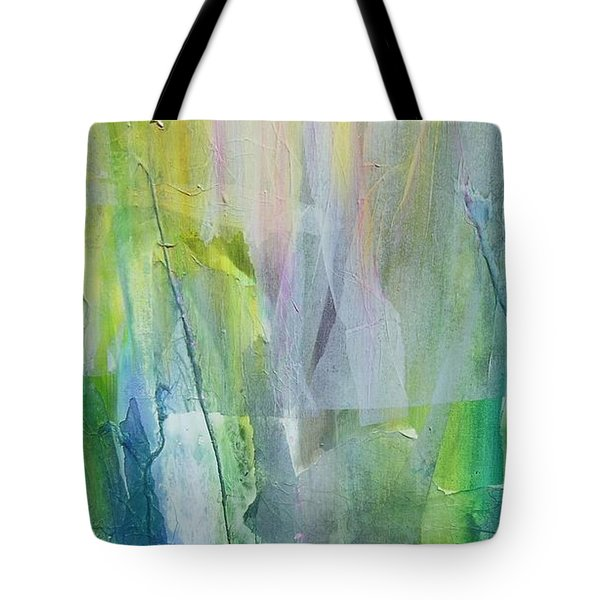 Shapes And Colors Tote Bag by Dan Whittemore