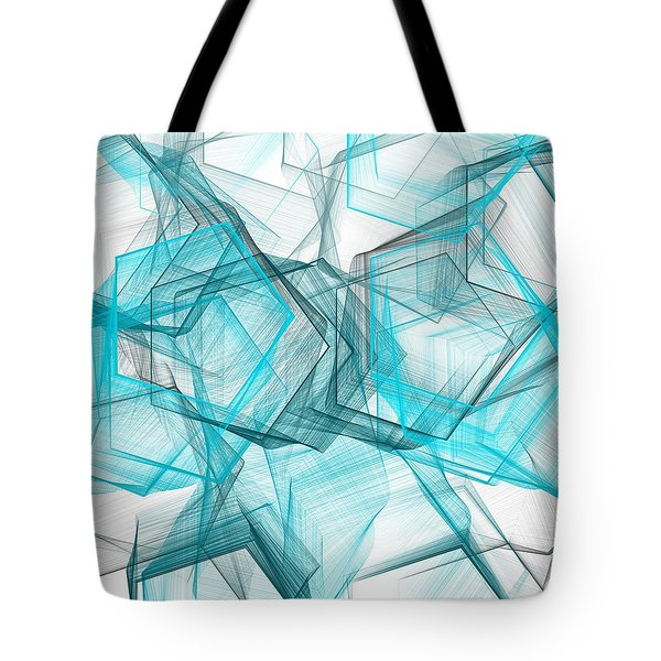 Shapes Galore Tote Bag