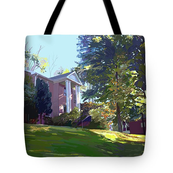 Sharbel House Tote Bag
