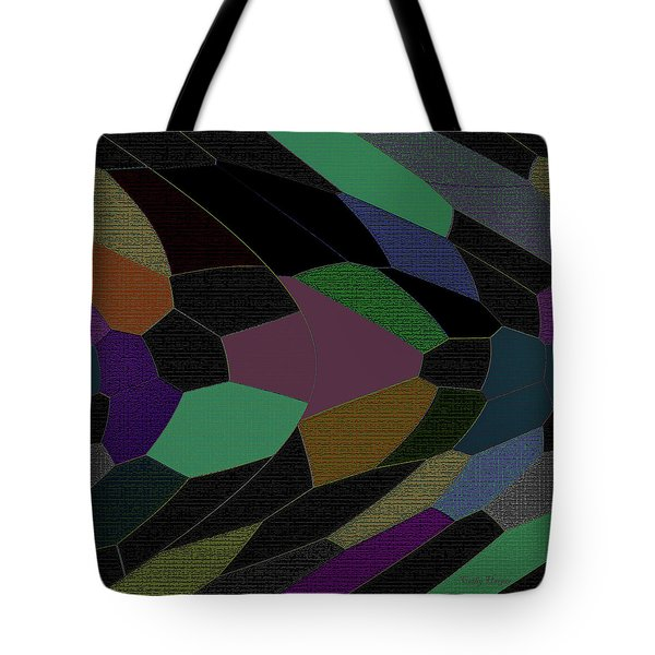 Shards Of Glass Tote Bag