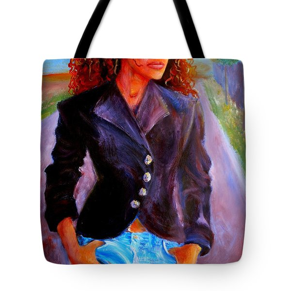 Sharice Tote Bag
