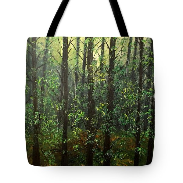 Sharing All Your Stories Tote Bag