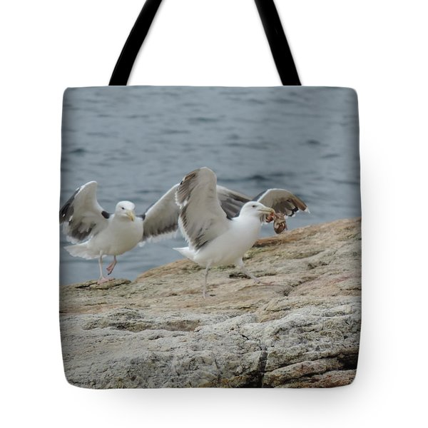 Sharing Is Caring Tote Bag