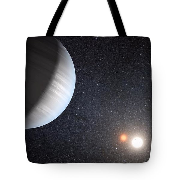 Sharing Two Suns Tote Bag by Movie Poster Prints