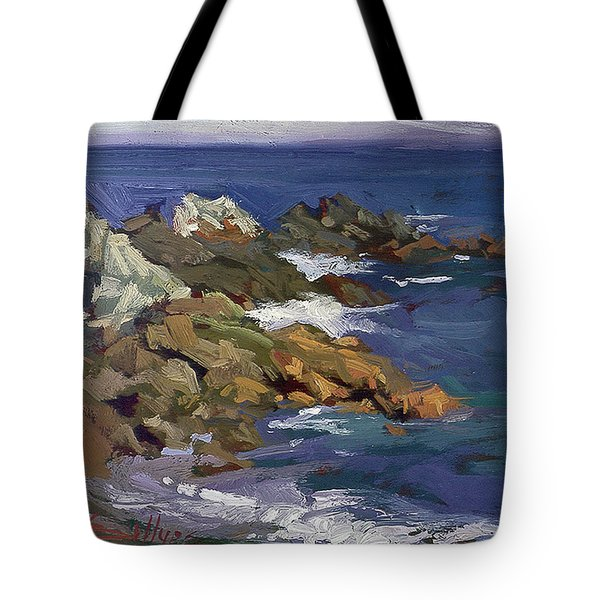 Shark Autumn Catalina  Plein Air Tote Bag