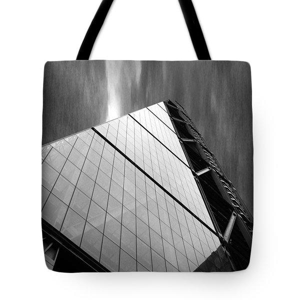 Sharp Angles Tote Bag by Martin Newman