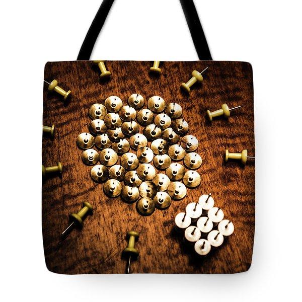 Sharp Business Idea Tote Bag
