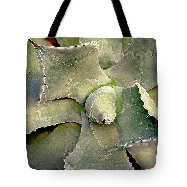 Sharp Embrace 8 Tote Bag