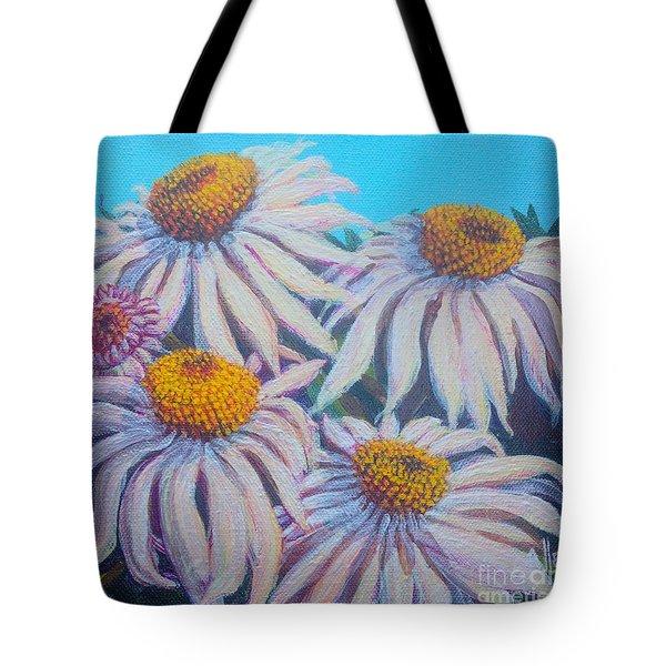 Shasta Daisy#1 Tote Bag