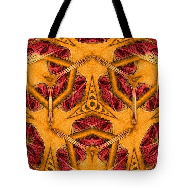 Shatter #4 Tote Bag
