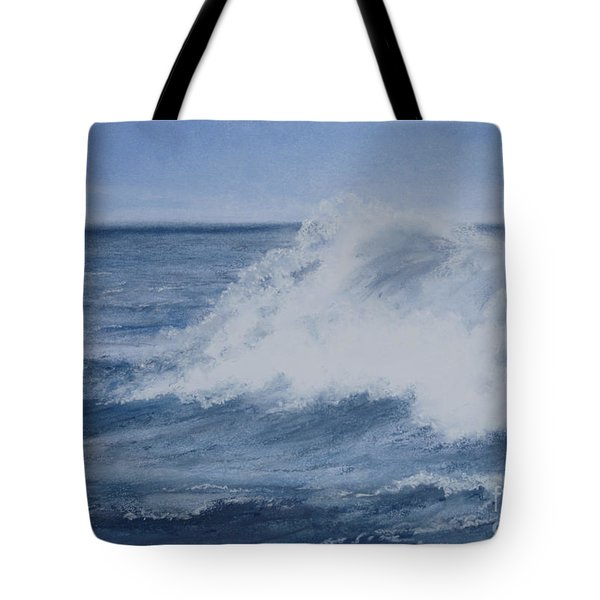 Shattered Water Tote Bag