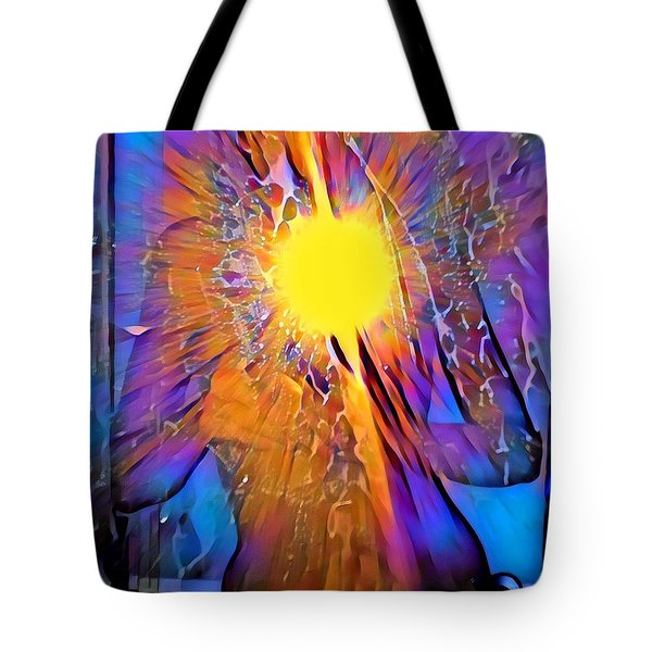 Shattering Perceptions   Tote Bag