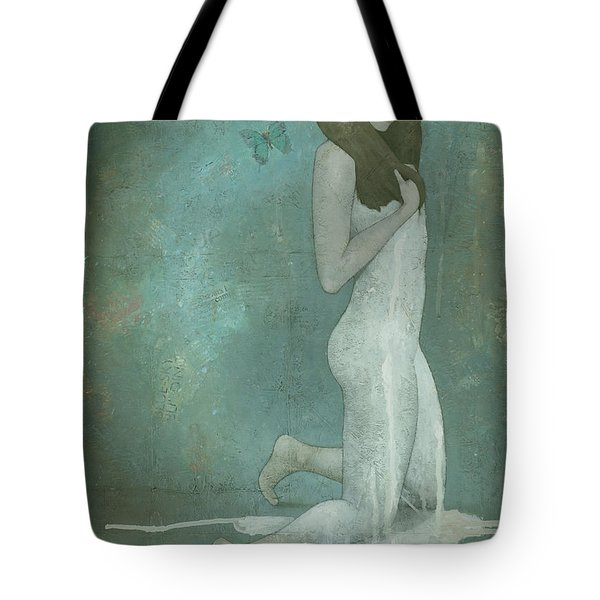 Shavata Tote Bag by Steve Mitchell
