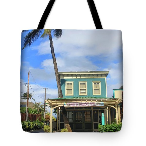 Tote Bag featuring the photograph Shave Ice by DJ Florek