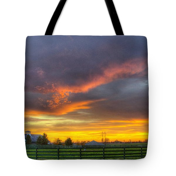 Shawanee Sunset Tote Bag