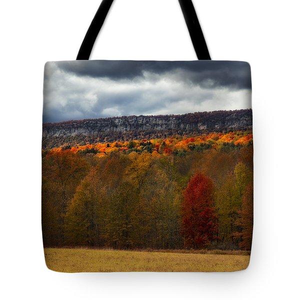 Shawangunk Mountains Hudson Valley Ny Tote Bag